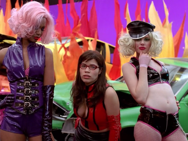 Bury Me Wherever They Archived Ugly Betty's Costumes