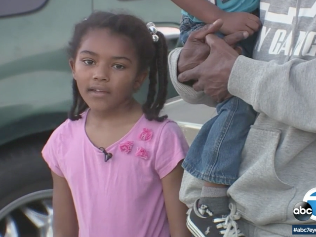 8-Year-Old Girl Thwarts Attempted Kidnapping at US-Mexico Border