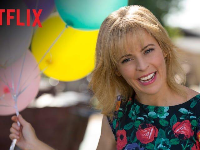 Мария Bamford говорит DiagYESis к диагностике в трейлере для ее новой комедии Netflix