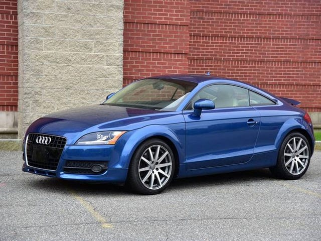 I did more research on the Audi TT to distract myself during the tedium of folding laundry.