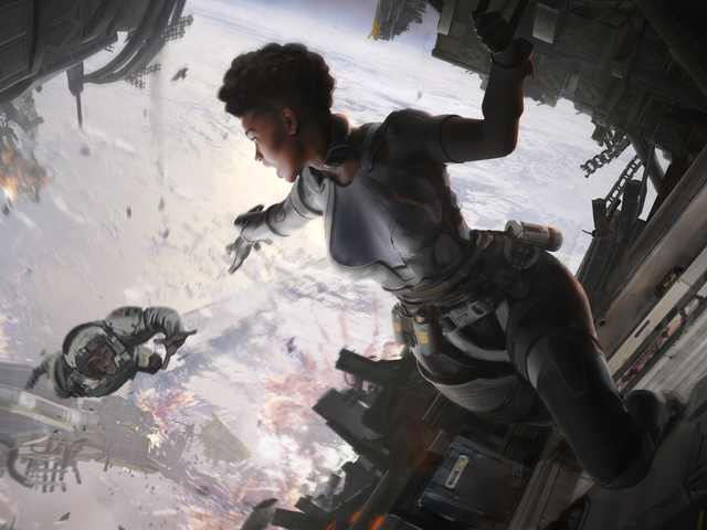 Sadly, It's Surprising That There Are Two Black Women In Apex Legends