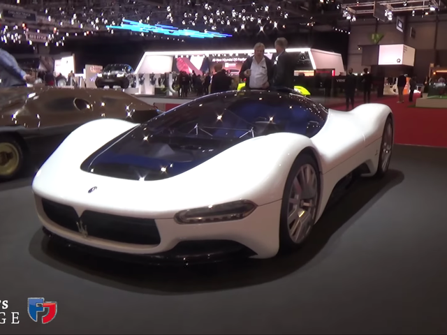 Here's Everything You Need To See From The Geneva Motor Show
