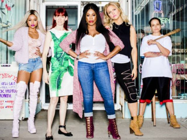 Spend Sunday night with the fierce ladies of Claws