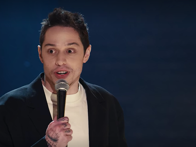 Pete Davidson dishes on his unlikely fame in the underwhelming Alive From New York
