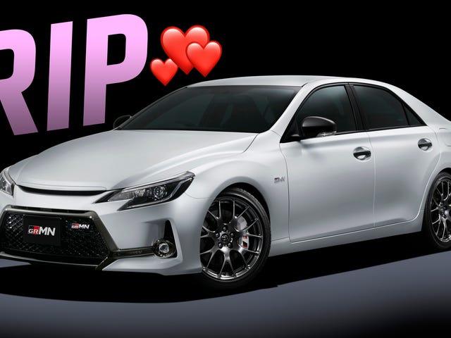 Dead: The Toyota Mark X