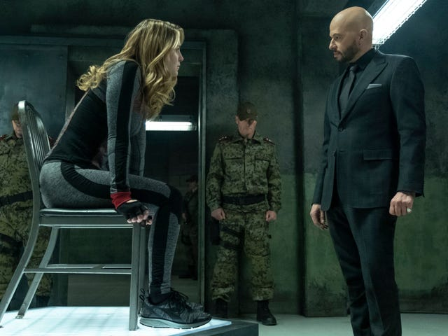 Supergirl reveals Lex Luthor's master plan