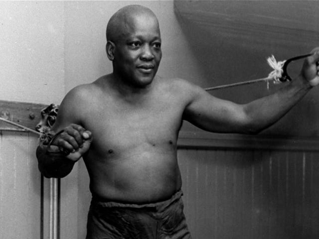 Trump Considers 'Full Pardon' of Boxer Jack Johnson After Sylvester Stallone Phone Call; Call Him Again, Sly