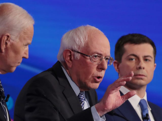 Bernie hat recht: Handel ist ein Klimaproblem