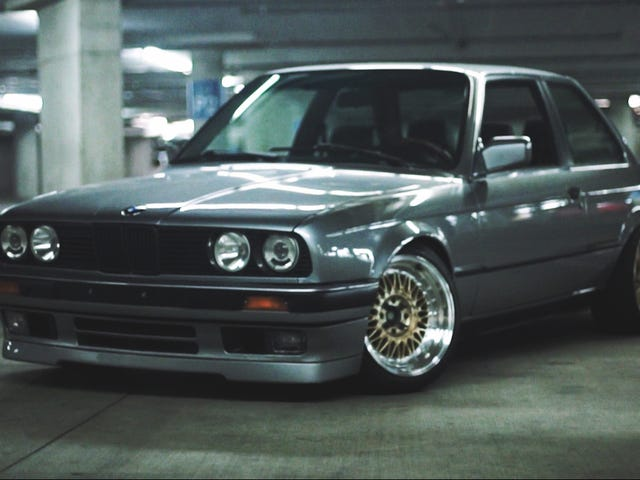This is the Most Beautiful BMW e30 Film You'll See All Day