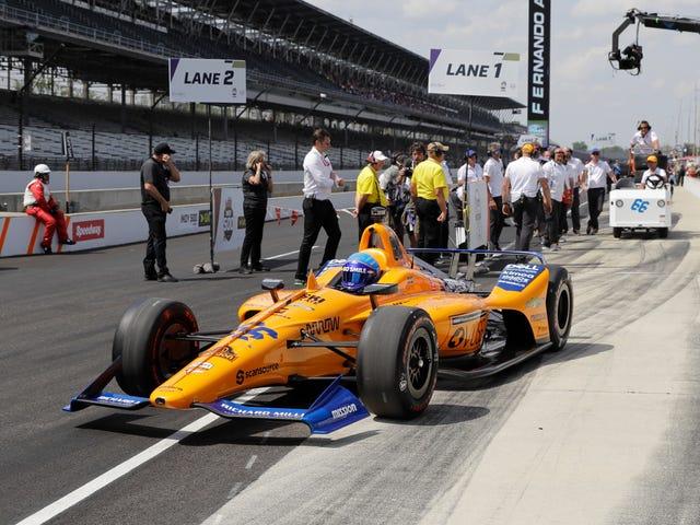 McLaren Won't Let Its Massive Indy 500 Failure Derail Its IndyCar Future