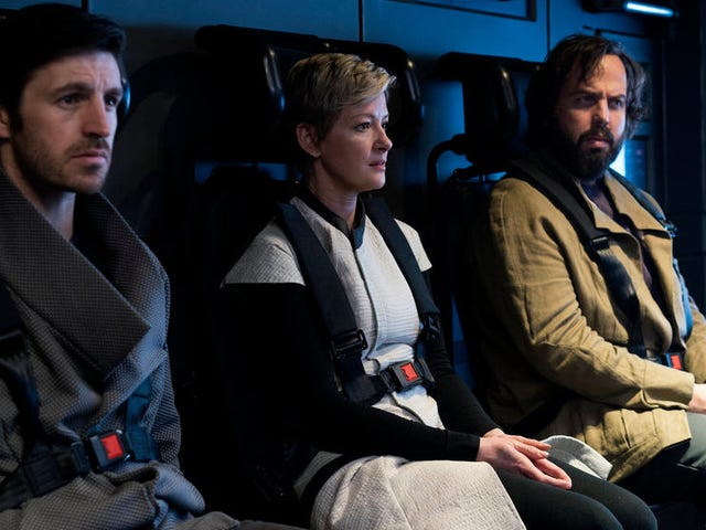 George R.R. Martin's Nightflyers has been grounded at Syfy