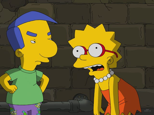 """How is this only the XXIXth edition of The Simpsons'""""Treehouse Of Horror""""?"""