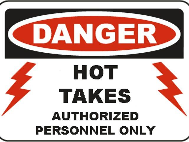 Attenzione: molto caldo Demon / Hellcat caldo prendere dentro.