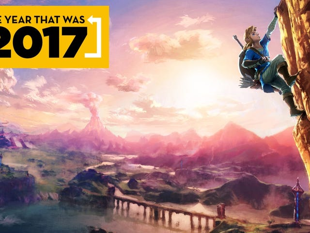 Keza MacDonald's Top 9 Games of 2017