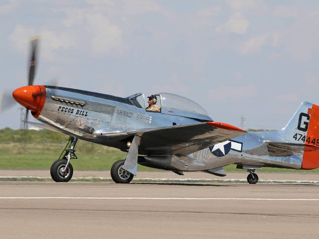 P-51D Mustang Crashes in Texas. Two Dead. [Update]