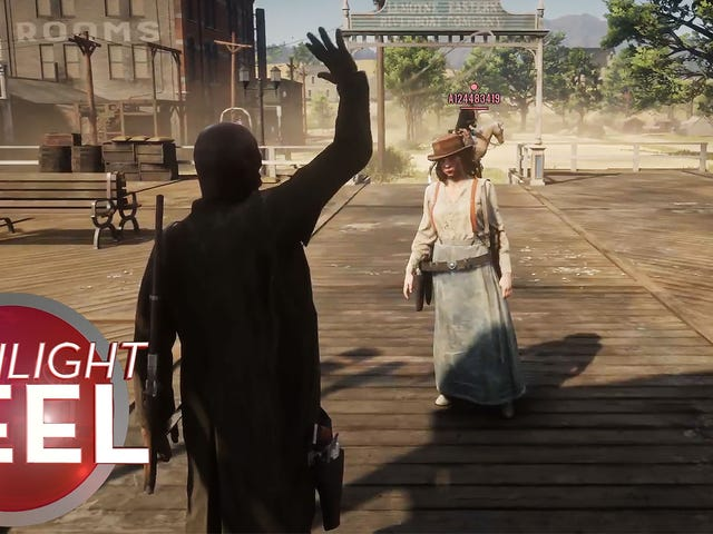 <i>Red Dead Online</i> Friendship Ends Quickly