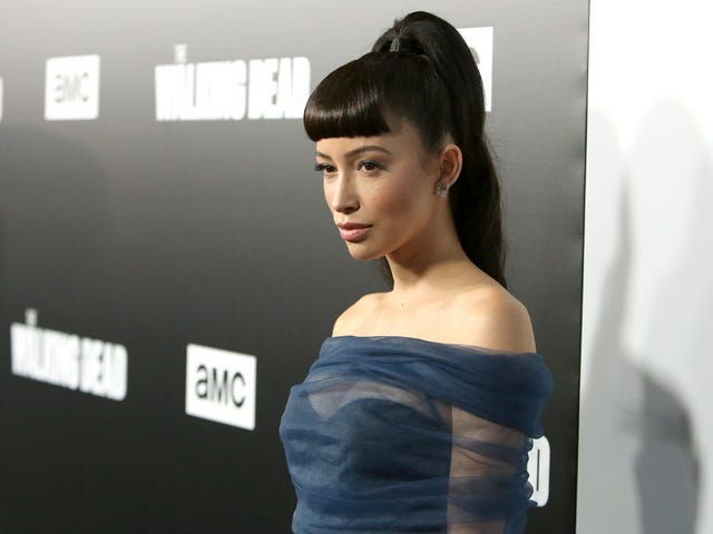 The Walking Dead's Christian Serratos in talks to become Selena for Netflix's new series