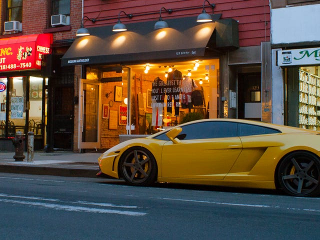 Carspot With Us In The West Village