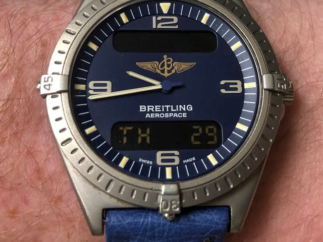 Watchlopnik - what's on your wrist today?