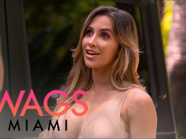 WAGS Miami Is Back for a Second Season, But Who's to Say What's Going On
