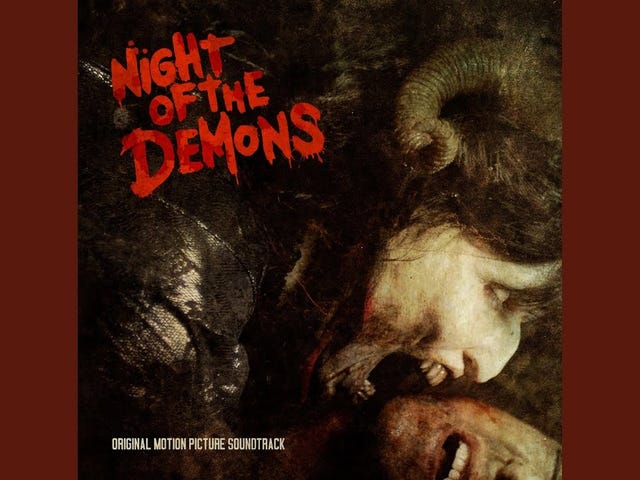 Track: Aim For The Head | Artist: Creature Feature | Album: Night Of The Demons (Offical Motion Pi