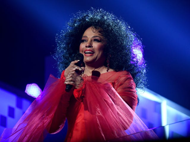 Diana Ross wishes we could just go back to pretending the Michael Jackson allegations don't exist