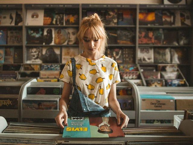 Знайдіть всі свої магазини місцевого запису з VinylHub