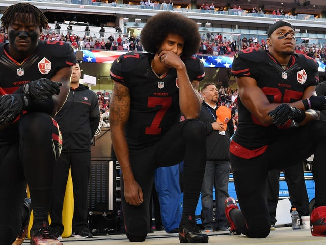 Report: NFL Will Not Have National Anthem Policy This Season