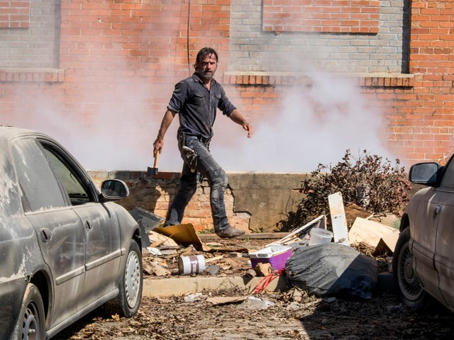 A Miracle Happened on TheWalking Dead, But Does It Matter?