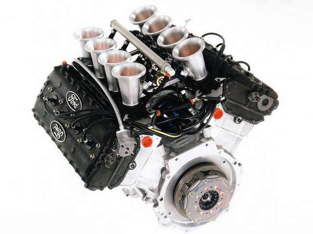 Il gruppo di strategia F1 ha respinto giovedì la formula V8 twin-turbo per il 2017.