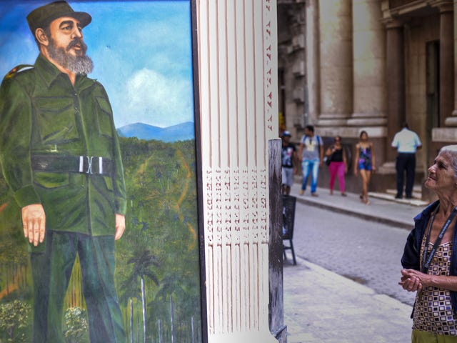 Fidel Castro's Last Wish: No Monuments or Memorials in My Name