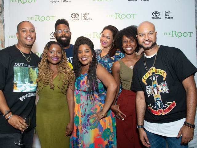 The Root Packs the House for Very Smart Brothas' and The Glow Up's Boss Moves Event in Washington, D.C.