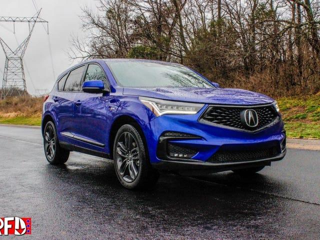 Review: 2019 Acura RDX A-Spec SH-AWD