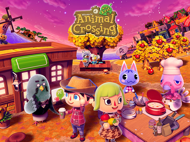 Life Doesn't Get Much Better Than Animal Crossing