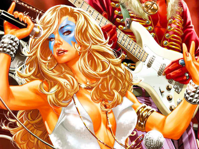 When Dazzler Comes to X-Men: Dark Phoenix, She Better Not Be Played By Taylor Swift