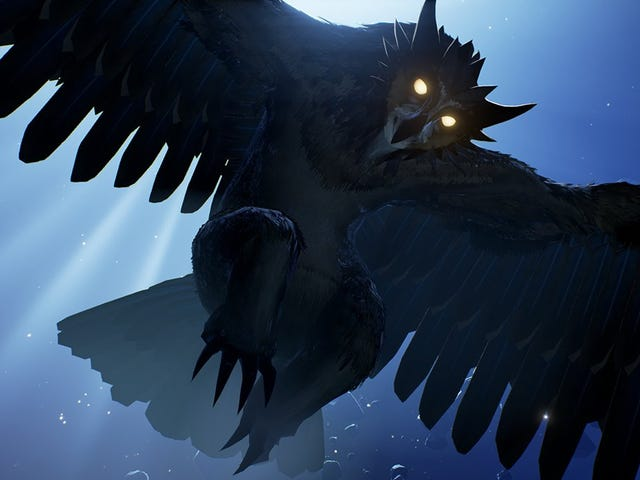 What Do You Think of Dauntless? The F2P PC Monster-Hunter.