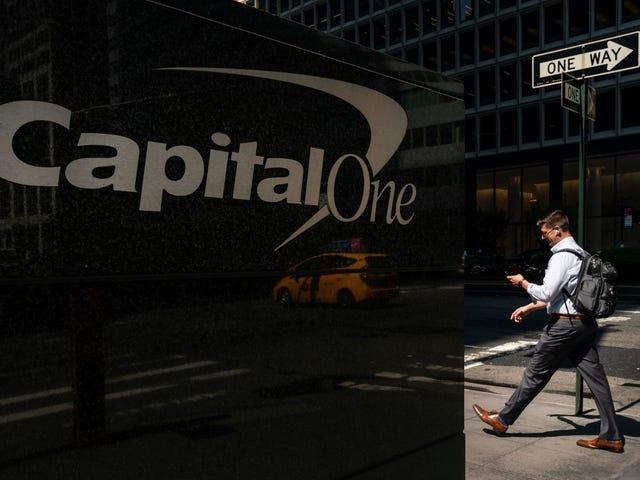 Procurador Geral de Nova York lança sonda na violação de dados do Capital One que afeta 100 milhões de pessoas