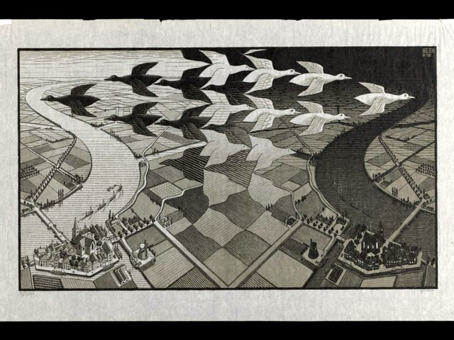 Boston Public Library Put Its M.C. Escher Collection Online, So It's Time to Redecorate Your Dorm Room