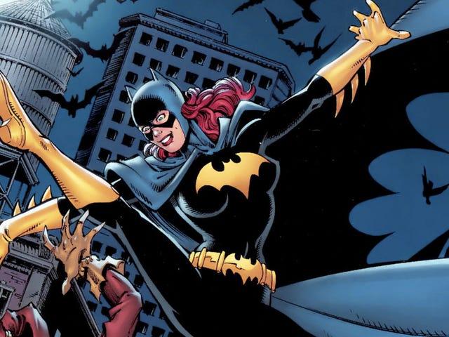 Thank God,Christina Hodson Is the New Writer of the Batgirl Movie