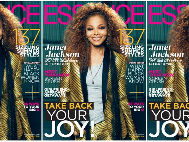 Ms. Jackson if You're Happy: Janet Jackson Shares Her Journey to Joy in Essence's Happiness Issue