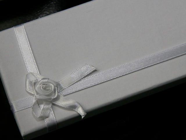 Cuando se trata de regalos de boda, se adhieren al registro