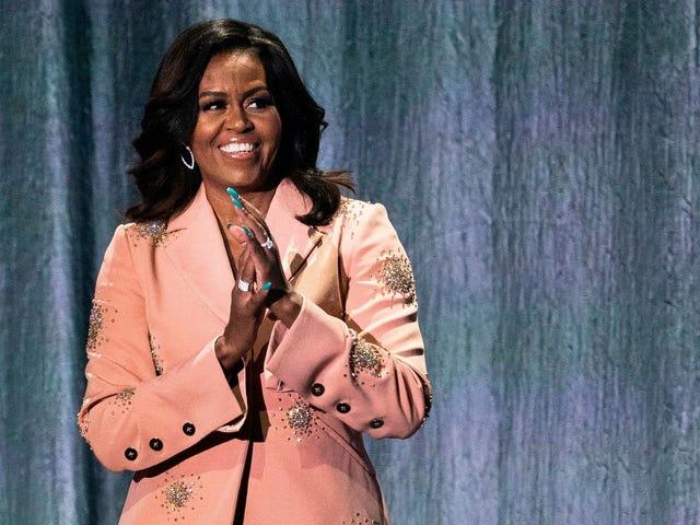 Michelle Obama lira des livres à vos enfants en quarantaine
