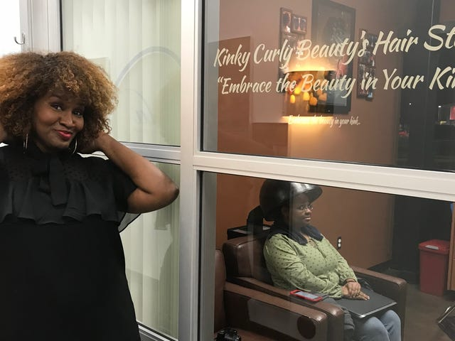 #NappyGirlMagic: She Left the Corporate Grind and Became America's Natural-Hair Whisperer