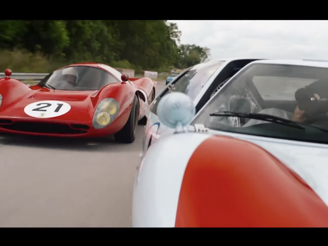 Ford V. Ferrari Pares A World War Down To Two Characters—And That's Just The Way It Needs To Be