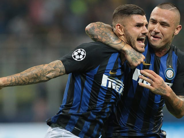 Mauro Icardi's Gut-Punch Volley Made Tottenham Puke All Over Themselves