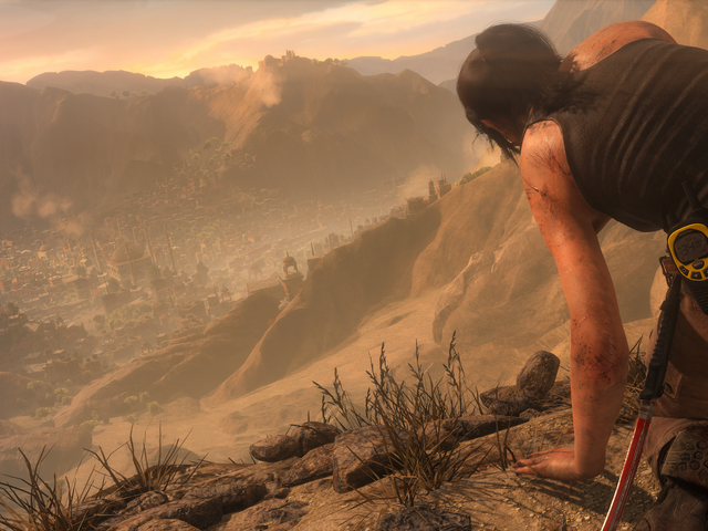 These Rise of The Tomb Raider PC Screens Are Simply Breathtaking