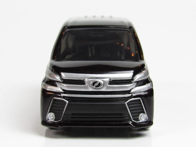 Tomica Tuesday-Van Edition