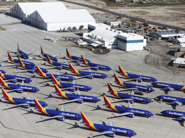 Boeing Says It's Open to Changing the Name of the 737 Max to Something That's Not Associated With Plane Crashes