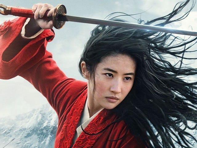 Το νέο τρέιλερ Mulan, το remake του κλασικού Disney, είναι καθαρή φαντασία και πολεμικές τέχνες
