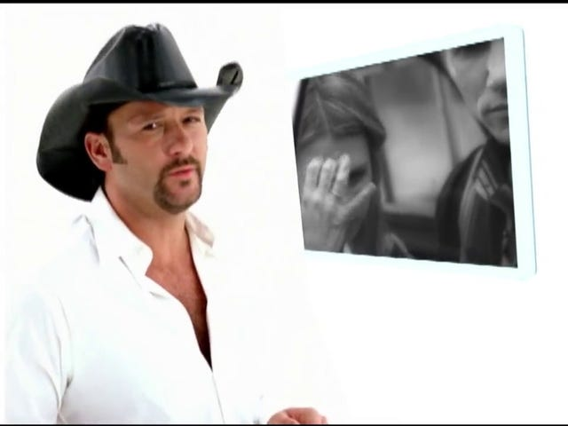 Tim McGraw—'Live Like You Were Dying'
